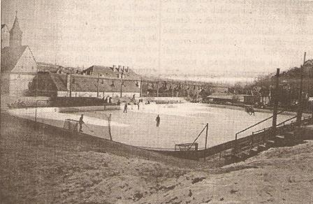 Historie stadionu